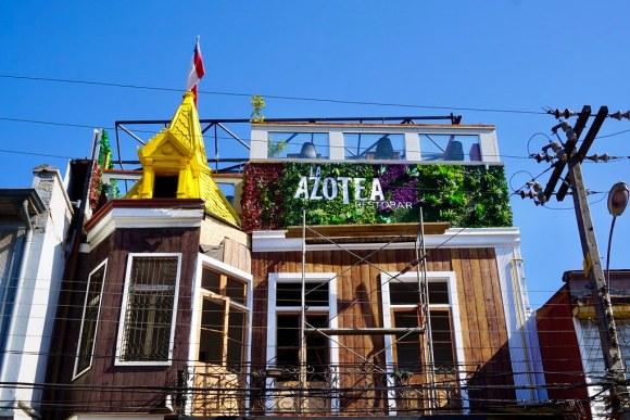 La Azotea Restobar