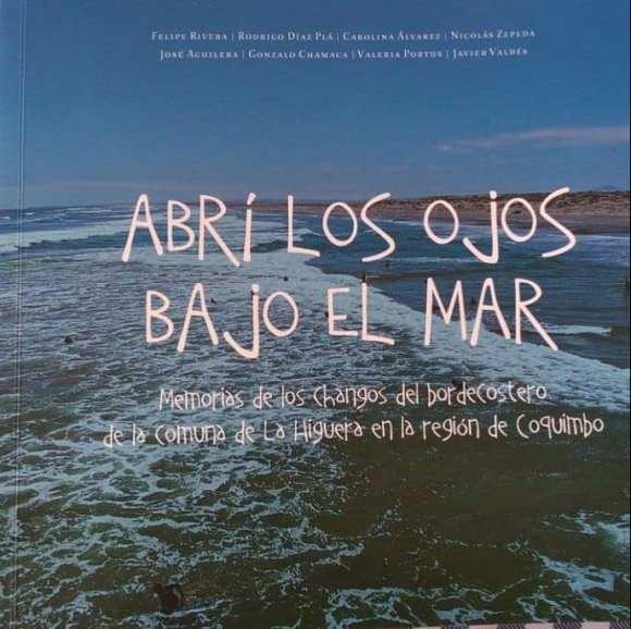 Libro Abrí los ojos bajo el Mar