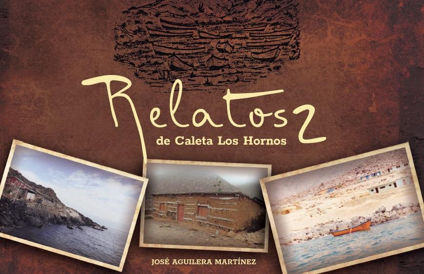 Libro Relatos de Caleta Los Hornos 2