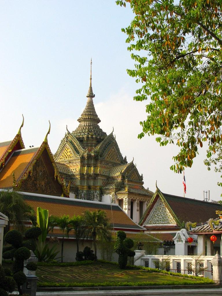 Exterior Wat Pho