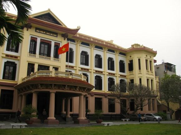 Museo de Bellas Artes de Hanoi