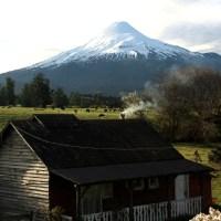 La Posada del Colono: Historia y sanación bajo el volcán Osorno