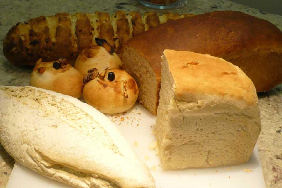 panadería en a punto