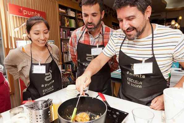 A Punto Escuela de cocina