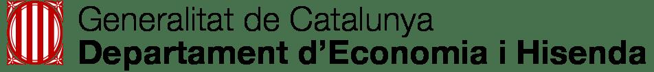 Logotip del Departament d'Economia i Hisenda