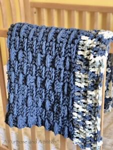 Bennett's Blanket- Free Pattern