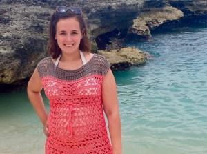 Sea and Shells Beach Dress- Free Pattern