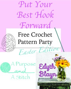 Put Your Best Hook Forward- Party #4 (Easter Edition!)