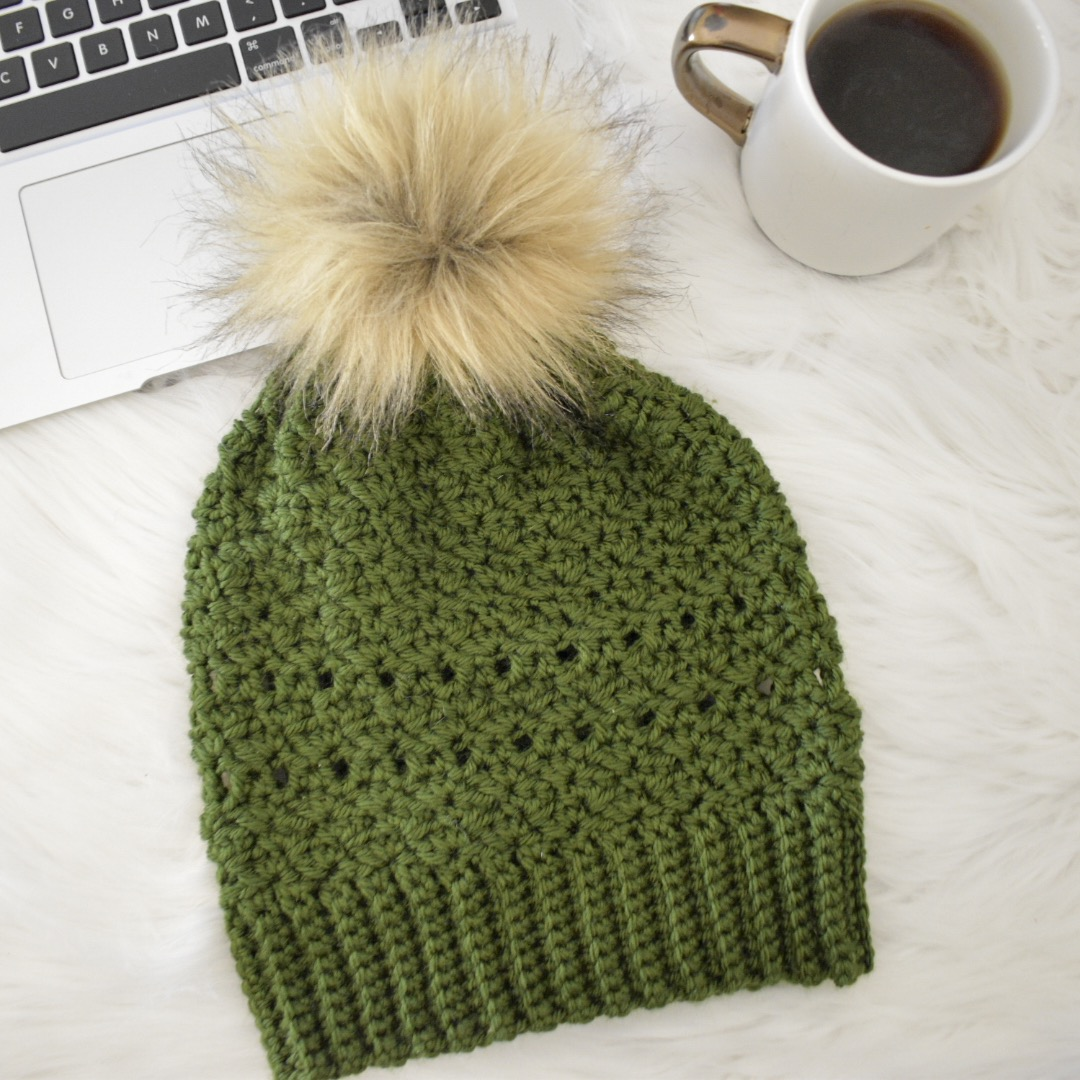 The Elmwood Beanie- Free Pattern