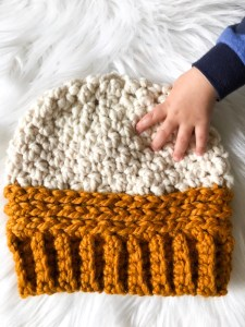 The Linden Beanie- Guest Designer Post