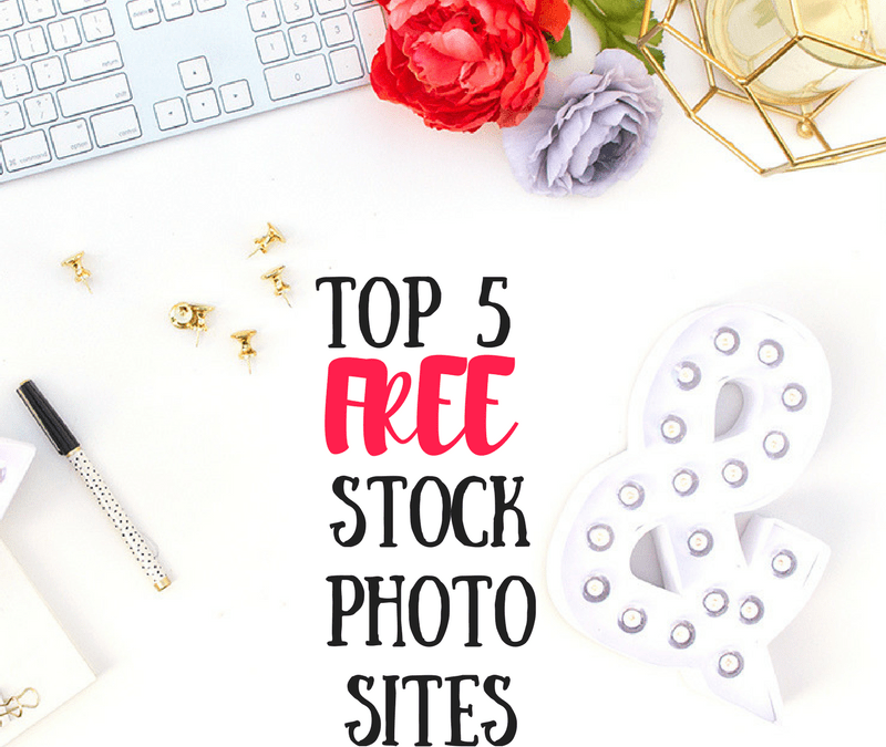 5 Free Stock Photo Sites