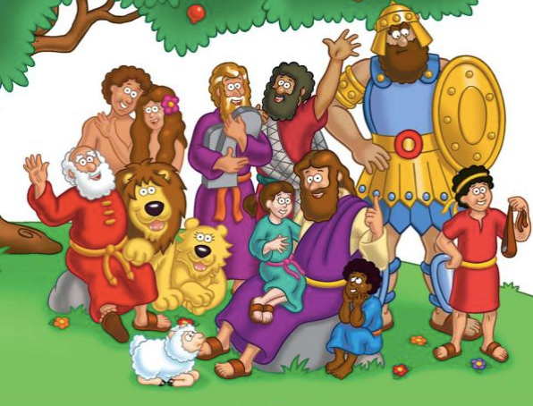 Using the Beginner's Bible to Teach Your Toddler