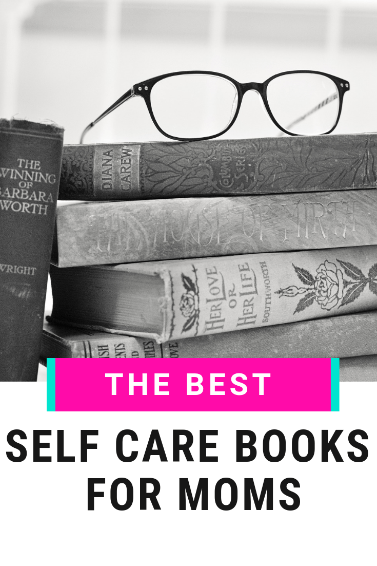 self-care-books-moms