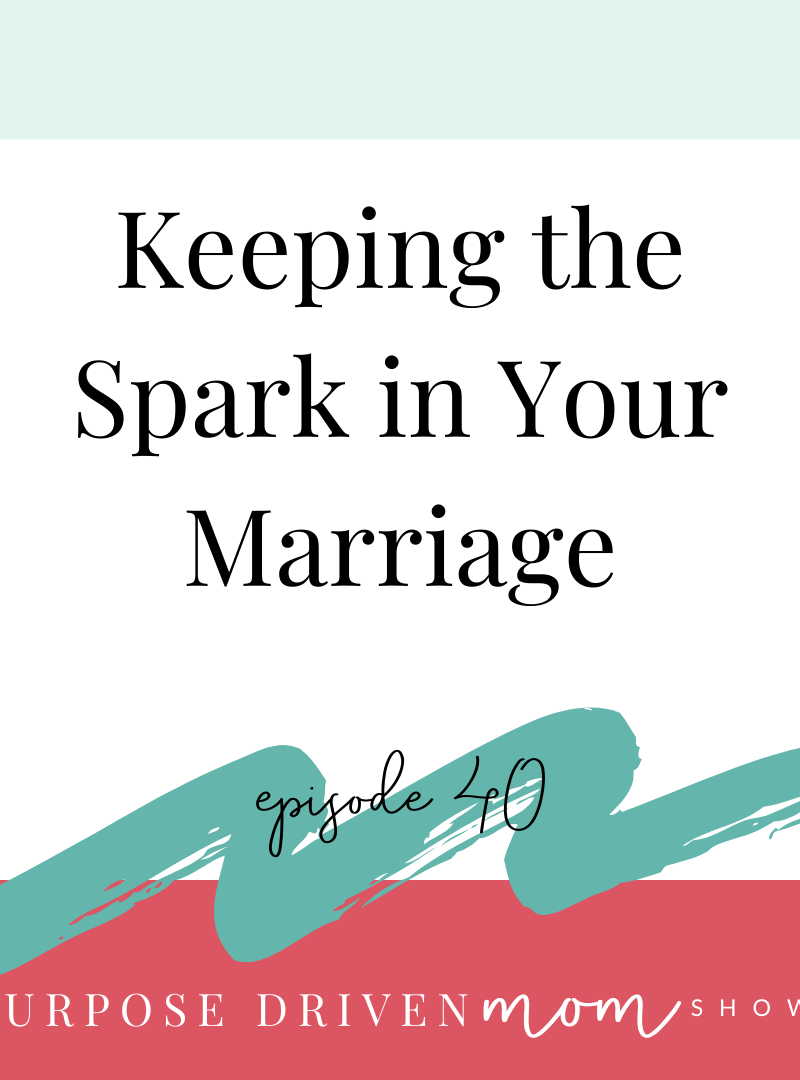 Keeping the spark in your marriage