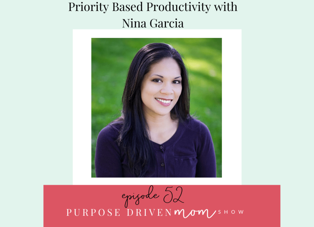 Priority Based Productivity with Nina Garcia