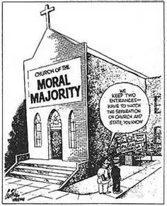 Image result for moral majority
