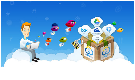 Aplikasi Media Penyimpanan Cloud yang Banyak Digunakan