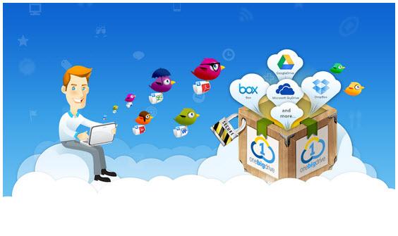 Aplikasi Media Penyimpanan Cloud