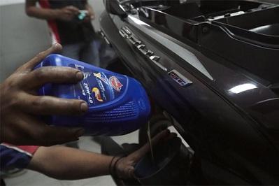 Menjaga Ketahanan Motor Matic