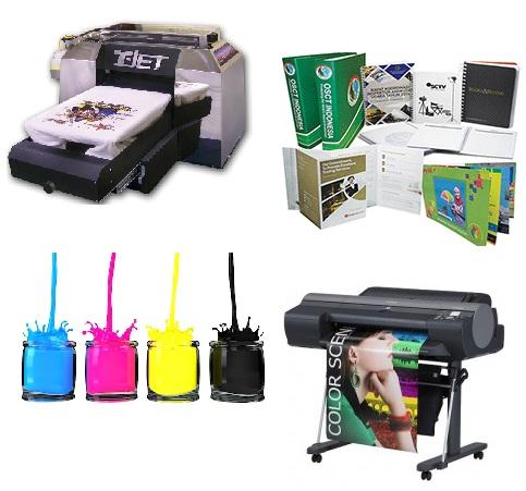 Yuk, Berbisnis Digital Printing