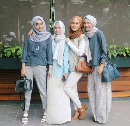 Busana Ramadhan Untuk Remaja Perempuan