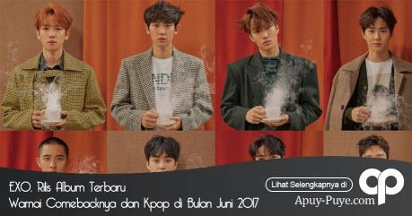Siap-Siap, Ini Daftar Comeback Kpop di Bulan Juni!