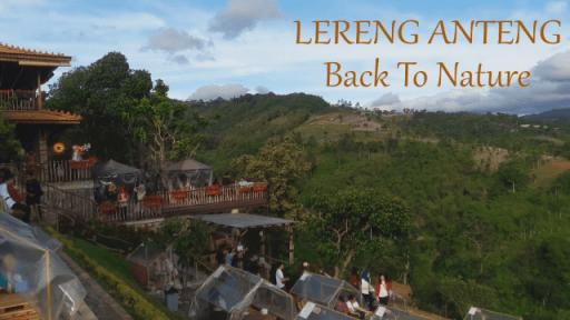 Lereng Anteng Bandung