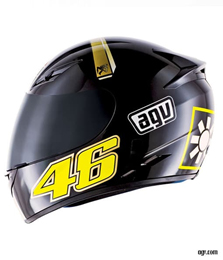 Helm Full Face AGV
