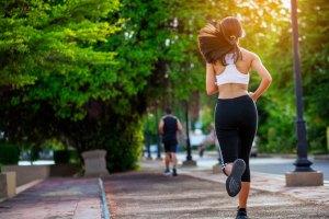 Jogging sebagai aktivitas fisik