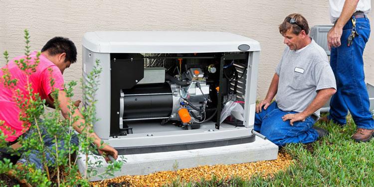 Cara Merawat Generator Set Portabel