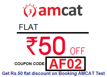 AMCAT Coupon Code 50 off