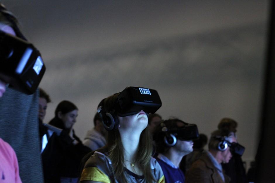 Zonder Handen - oculus