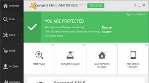 Avast Antivirus 2018-2019