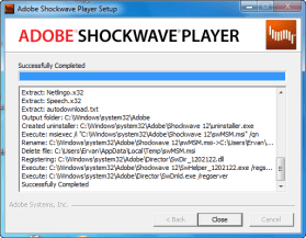Shockwave Player