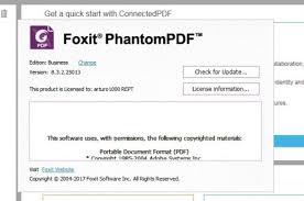 Foxit PhantomPDF 9 6 0 25114 Crack with Activation Key 2019