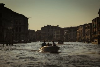 APZmedia - stills from Antlos Betteronboard in Venice