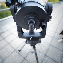 """Still from the video shooting for the Zeiss vision campaign """"See Beyond"""" produced by APZmedia"""