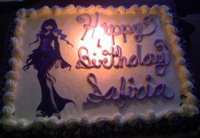 Safiria Cake