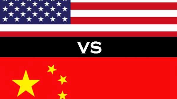 China vs USA