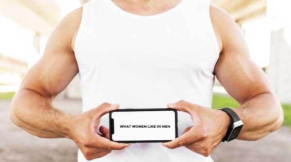 what women want in men