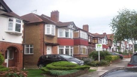المساكن في بريطانيا
