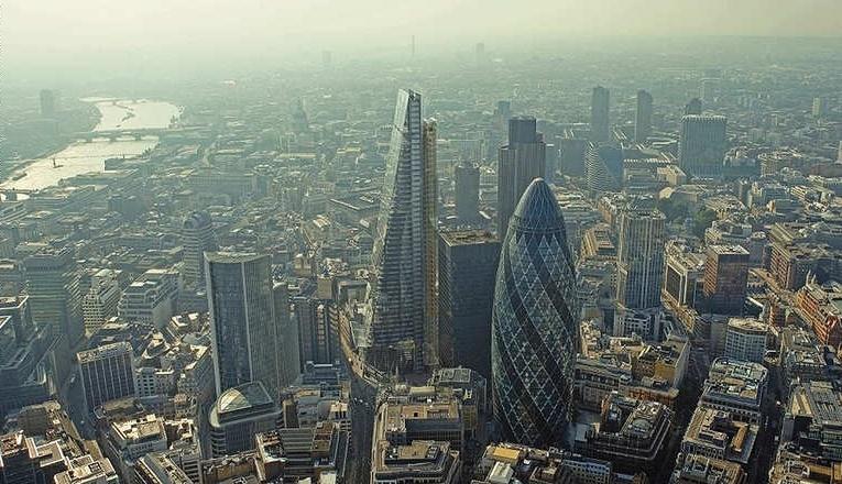 مبنى مبشرة الجبن في لندن