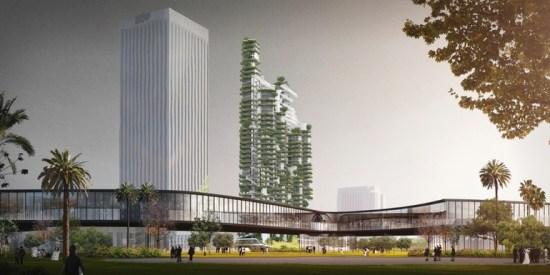 اشكال جديدة للعمارة السكنية ( MAD )