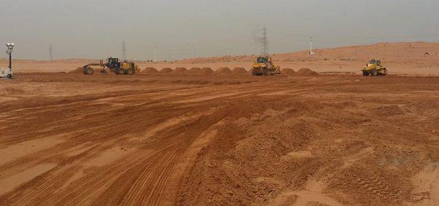 منح أراض في دبي