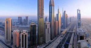 قطاع العقارات في دبي