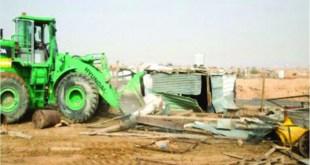 أمانة الرياض تزيل المخالفات والعشوائيات ومكاتب العقارات المخالفة