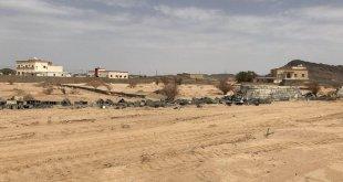 تعديات على أراضي حكومية في بيشة