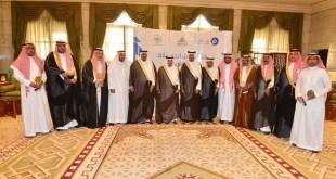 أمير الرياض يسلم جائزة أفضل اتحاد مُلّاك للعام الجاري لأفضل ستة اتحادات بالمنطقة