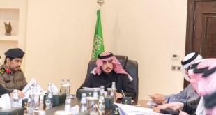 أمير الجوف يترأس الاجتماع الثامن للجنة التنفيذية للإسكان التنموي