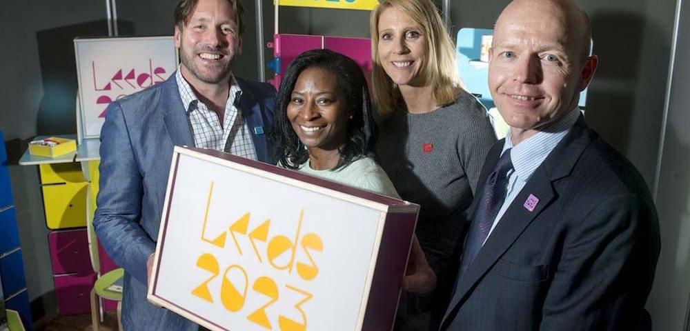 image: Global Businesses Back European Capital of Culture Bid at Buy Yorkshire